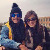 Marcello Melo Jr. e a namorada, Caroline Alves, curtem férias na Turquia