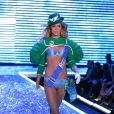 Raquel Zimmermann desfilou no Victoria's secret Fashion Show em 2002, 2005 e 2006