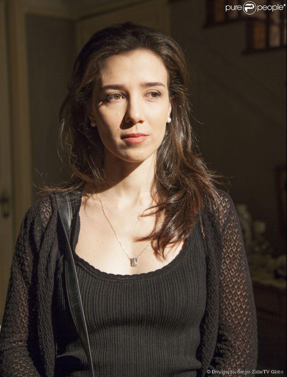 Marjorie Estiano volta a gravar a novela 'Império' na pele da vilã Cora, que nesta segunda fase da novela vinha sendo interpretada por Drica Moraes