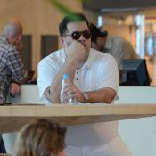 Leandro Hassum revela fase difícil após cirurgia bariátrica: 'Meu pai faleceu'