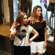 Giovanna Antonelli é flagrada em passeio no shopping