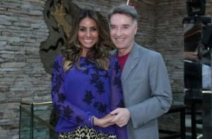 Flávia Sampaio, namorada de Eike Batista, fala sobre a gravidez de cinco meses