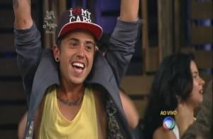 'A Fazenda 7': DH, da banda Cine, vence reality show. Babi Rossi fica em segundo