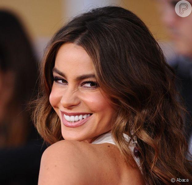 Sofia Vergara está empolgadíssima com o tratamento hormonal que faz para engravidar, como revelou em entrevista para a revista 'Vogue', em sua edição de abril de 2013