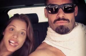Yuri, ex-participante do 'BBB13', assume namoro com bailarina do Faustão