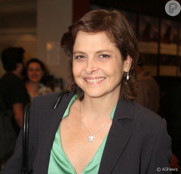 Drica Moraes vai ser filha de Getúlio Vargas em filme sobre a vida do político