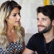 Giovanna Ewbank sobre cenas de sexo de Bruno Gagliasso como serial killer:'Nojo'