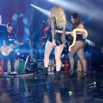 Anitta canta na edição especial do 'Chá da Alice', com show 'Chá das Divas', na noite de sexta-feira, 27 de dezembro de 2014, na Fundição Progresso, no Centro do Rio de Janeiro