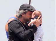 'Império': José Alfredo conhece netos gêmeos, filhos de João Lucas. Veja fotos!