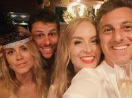 Luciano Huck se prepara para receber Ano Novo ao lado de Angélica: 'Partiu 2015'