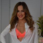De sutiã fluorescente, Claudia Leitte faz show com Daniela Mercury em Salvador
