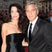 George Clooney vai ser papai! Amal Alamuddin está grávida de seu primeiro filho
