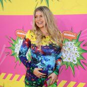 Fergie, grávida de gêmeos, chega ao Rio na próxima terça-feira (2) para eventos