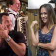 Malvino Salvador e Gabriela Duarte gravam cenas de 'Amor à Vida' em São Paulo