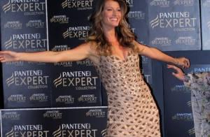Gisele Bündchen elogia o Brasil em evento em SP: 'Feliz em estar de volta'