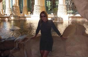 Zilú Camargo ganha elogios após publicar foto exibindo pernas torneadas em Miami