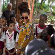Beyoncé aparece com novo visual: tranças nagô