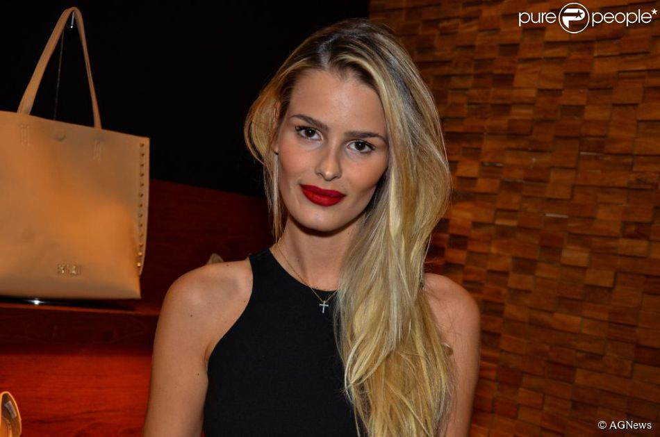 Yasmin Brunet estará no elenco da novela 'Verdades Secretas'