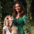 Yasmin Brunet rasgou elogios à mãe em entrevista ao 'Estrelas': ''Cresci numa casa com muita liberdade, então tive mãe, amiga e amiga, mãe. Tive que me distanciar e descobrir quem eu era'