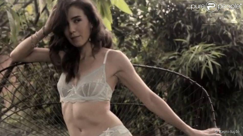 Marjorie Estiano exibiu seu lado sensual para ensaio da revista 'GQ Brasil' e declarou: 'Eu gosto de sexo'