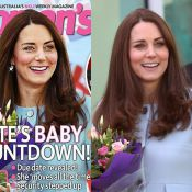 Kate Middleton é vítima de Photoshop exagerado em revista australiana. Compare!
