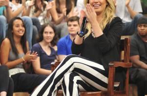 Moda das celebridades: veja as famosas que adotaram as listras em preto e branco