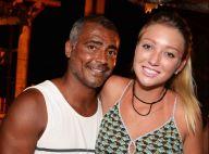 Namorada de Romário, Dixie Pratt se declara para ele: 'Escolheria você sempre'