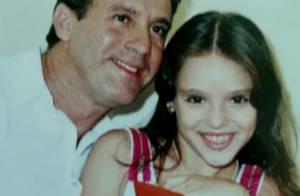 Mãe de Isabelle Drummond comenta prisão de suspeito pela morte do pai da atriz