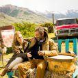 Isabelle Drummond e Domingos Montagner serão pai e filha na novela 'Sete Vidas'