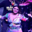 Preta Gil vai usar uma fantasia especial no desfile de seu bloco de Carnaval