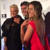 Sasha acompanha Xuxa em baile de gala nos EUA e ganha elogios: 'Que mulherão'