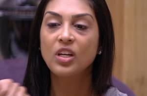 'BBB15': mãe diz que Amanda faz tratamento para melhorar olheiras. 'De família'