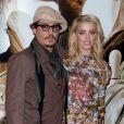 Johnny Depp e Amber Heard planejam uma grande casamento na ilha privada do ator, em Bahamas