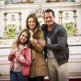 Em 'Amor à Vida', Klara fez sucesso interpretando a doce Paulinha, filha de Paloma (Paolla Oliveira) e Bruno (Malvino Salvador)