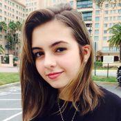 Klara Castanho, aos 14 anos, fala sobre moda e namoro: 'Ainda não me apaixonei'
