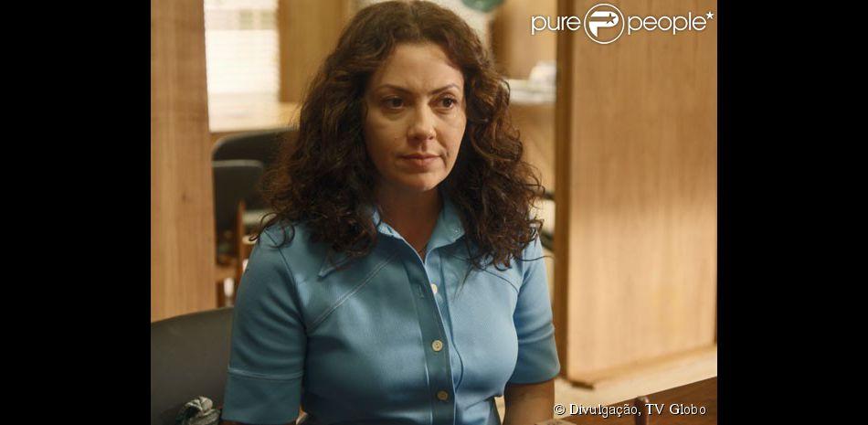 Cristina (Fabiula Nascimento) morre depois de ser atropelada, em 'Boogie Oogie', em 18 de fevereiro de 2015