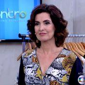 Fátima Bernardes diz que faz unha e maquiagem sozinha: 'Consigo me resolver'