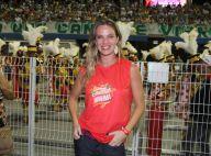 Letícia Birkheuer não vê problema em mostrar o corpo no Carnaval: 'Seja feliz'