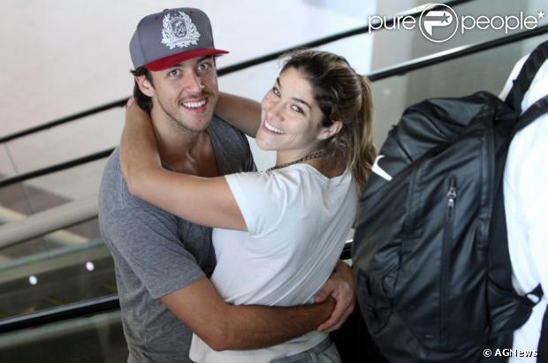 Priscila Fantin afirma que está pronta para voltar à TV. Casada com Renan Abreu, ela se afastou das novelas depois que engravidou