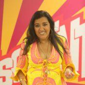 Regina Casé sobre repetição de look usado em casamento de Thiaguinho: 'Chique'