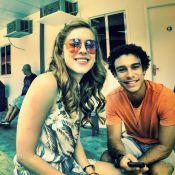 Namoro de Sergio Malheiros e Sophia Abrahão não é aceito pela mãe do ator