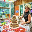 Ana Maria Braga completou 64 anos no dia 1 de abril