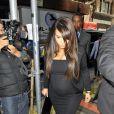 Kim Kardashian está grávida de seis meses