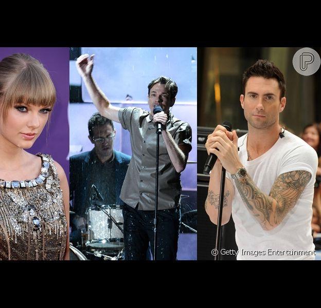 Taylor Swift, Fun e Maroon 5 são os recordistas de indicações do Billboard Music Awards 2013, em 22 de abril de 2013