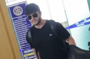Klebber Toledo desembarca no Paraná após curtir festa com o elenco de 'Império'
