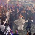 Leandra Leal, a Cristina da novela 'Império', registrou vários momentos da personagem que dançou frevo na festa de casamento com Vicente (Rafael Cardoso)