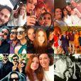 Elenco da novela 'Império' registra momentos finais da trama no Instagram