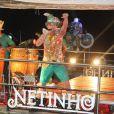 Netinho cancela sua agenda de shows de maio
