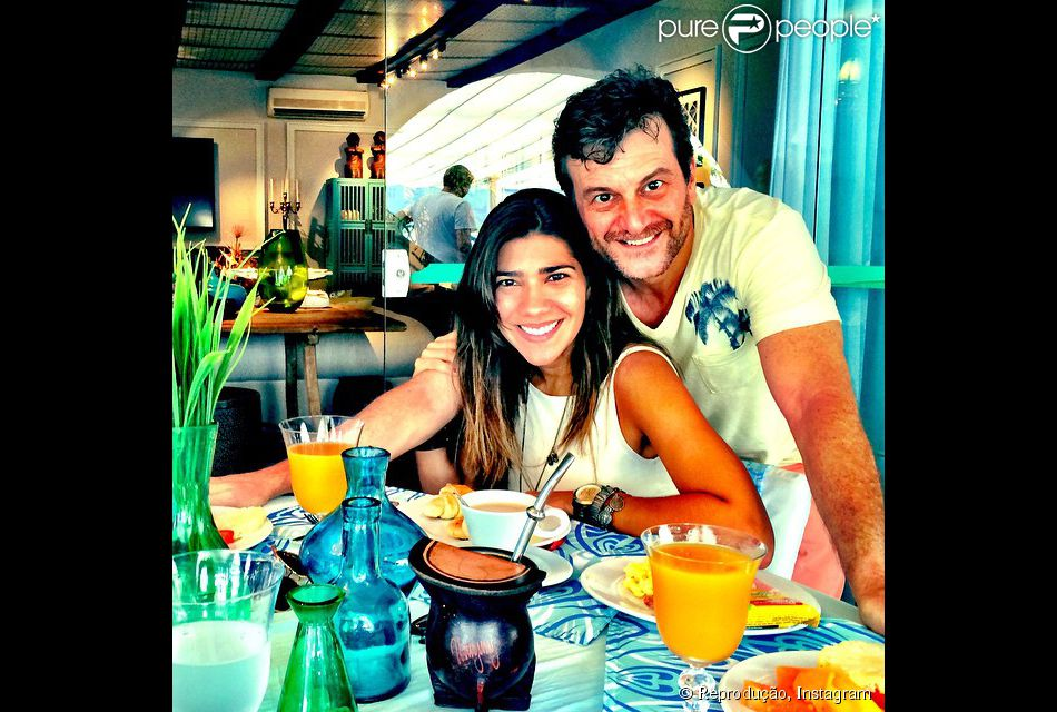 Roberto Birindelli fala do casamento com Juliana Sarda: ' Ju me trouxe paciência, firmeza'