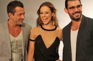 'Amor à Vida': Saiba como foi o lançamento da próxima novela das nove no Projac